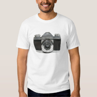 old camera 1 tee shirt
