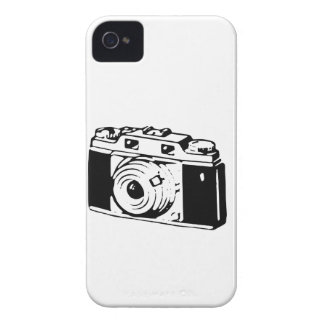 Old Camera iPhone 4 Cover