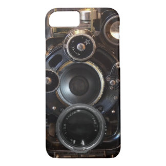 Old Camera Vintage photography gear iPhone 7 Case