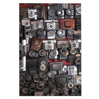 Old cameras Dry-Erase board