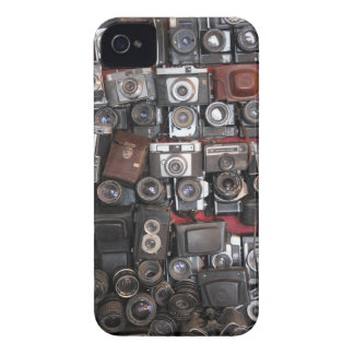 Old cameras iPhone 4 Case-Mate case