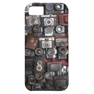 Old cameras iPhone SE/5/5s case