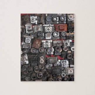 Old cameras jigsaw puzzle