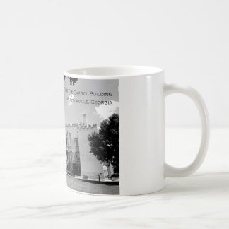 Old Capitol Building - Milledgeville, Georgia Coffee Mug