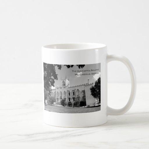Old Capitol Building - Milledgeville, Georgia Coffee Mug