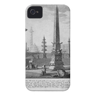 Old Capitol that was lit for about one hundred iPhone 4 Case-Mate Cases