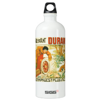 Old car automobile Durandal French advert SIGG Traveler 1.0L Water Bottle