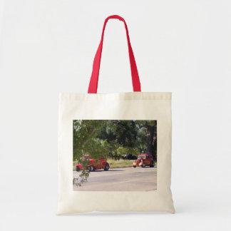 Old Car Budget Tote Bag
