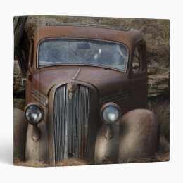 Old car binder