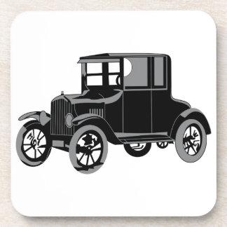 Old Car Drink Coaster