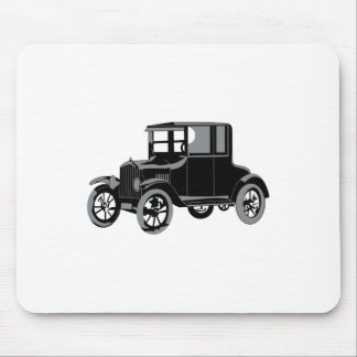 Old Car Mouse Pad