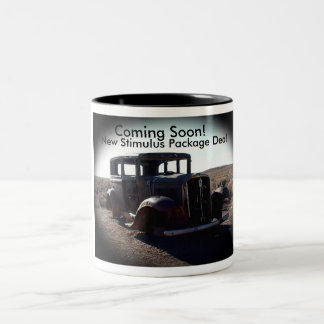 Old Car Photo - Coffee Mug