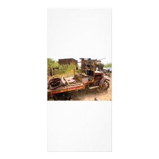 Old Car rack cards