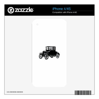 Old Car iPhone 4S Skins