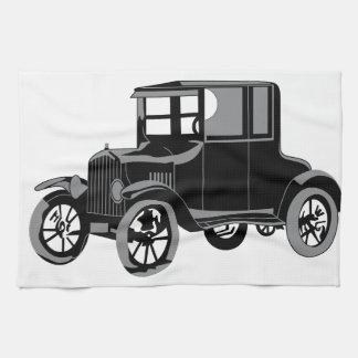 Old Car Towel