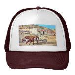 Old Caretta, Pueblo of Laguna, New Mexico Trucker Hat