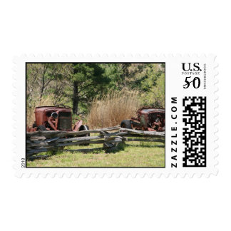 Old Cars Postage