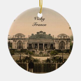 Old Casino, Vichy, France Ornament