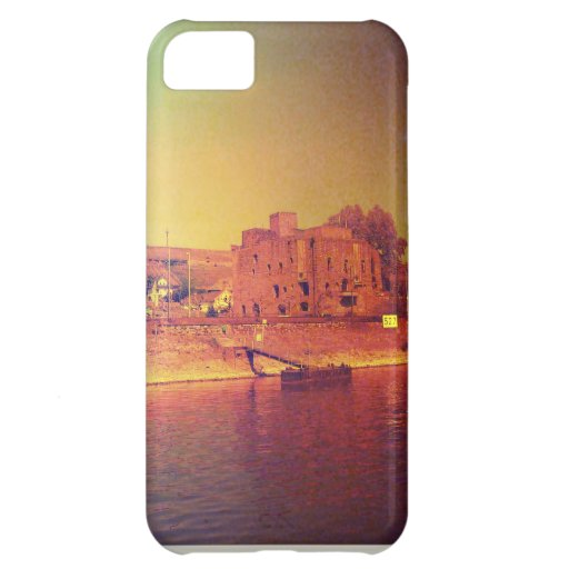 old castle iPhone 5C covers