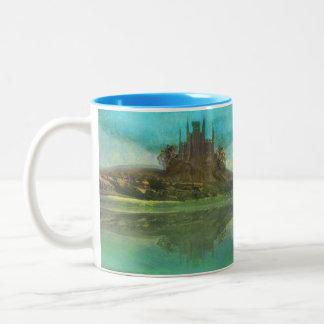 old castle Mug