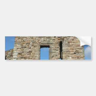 Old Castle Of St Andrew Bumper Sticker