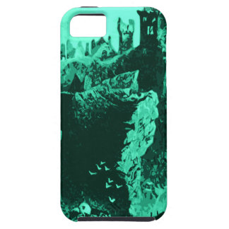 Old Castle Ruins iPhone SE/5/5s Case