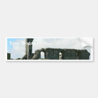 Old Cathedral Of St Andrew Bumper Sticker