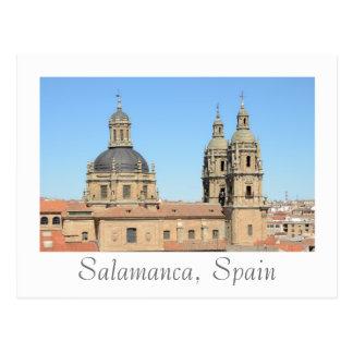 Old Cathedral, Salamanca Postcard