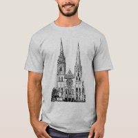 Old Cathedral T-Shirt