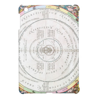 Old celestial map cover for the iPad mini