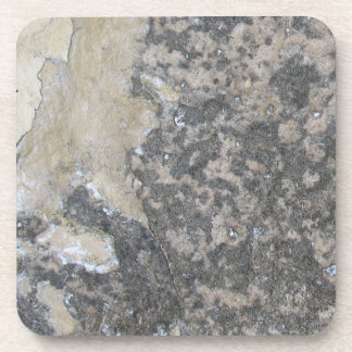 Old Cement 2 Drink Coaster