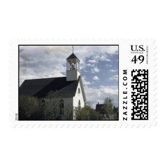 Old Chapel Postage Stamp