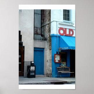 old charleston print