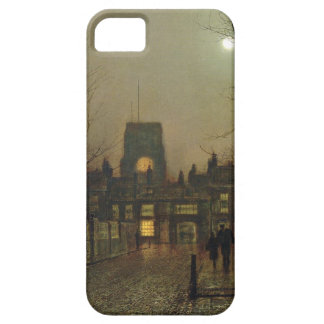 Old Chelsea by John Atkinson Grimshaw iPhone SE/5/5s Case