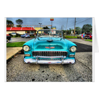 Old Chevy Card