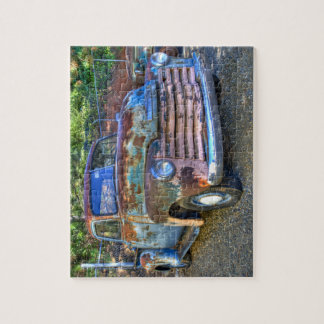 Old Chevy Jigsaw Puzzle