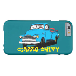 Old Chevy Pickup Truck Barely There iPhone 6 Case
