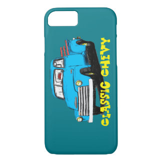 Old Chevy Pickup Truck iPhone 7 Case
