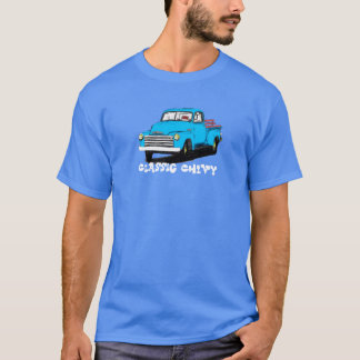 Old Chevy Pickup Truck T-Shirt