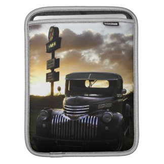 Old Chevy Truck iPad 2 Case Sleeve For iPads