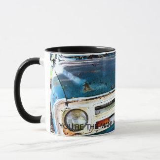 OLD CHEVY TRUCK MUG