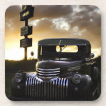 Old Chevy Truck Set of 6 Coasters