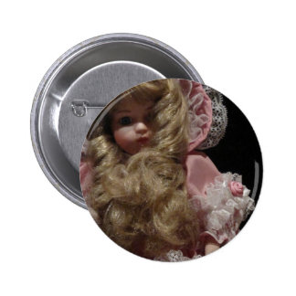 Old Child's Doll Buttons