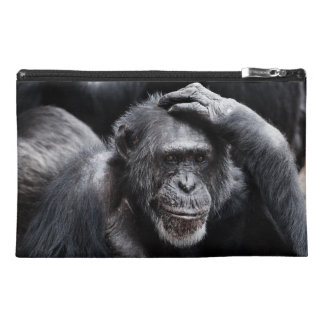 Old Chimpanzee accessory bags