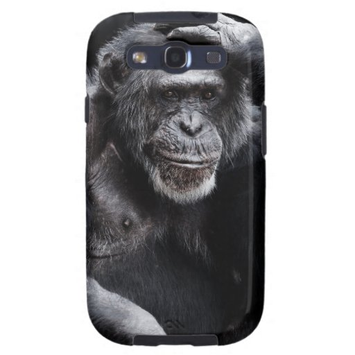 Old Chimpanzee Samsung case Samsung Galaxy S3 Cover