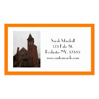 Old Church Business Card