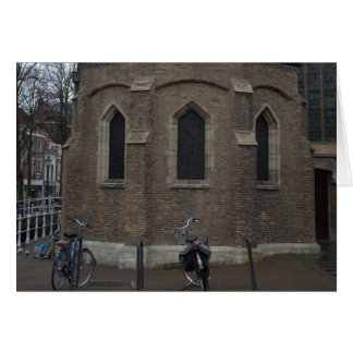 Old Church, Delft Card