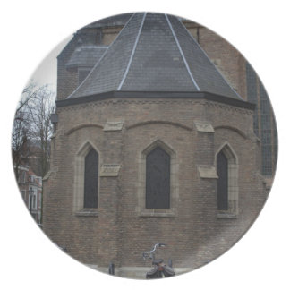Old Church, Delft Plate