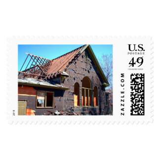 Old Church Stamp