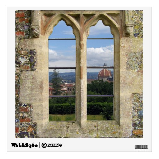 Old Church Window Wall Decor Zazzle